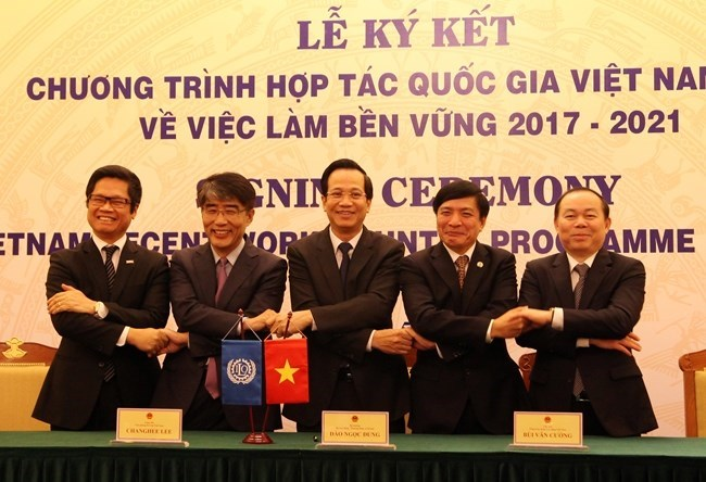 Vietnam, ILO sign cooperation pact on sustainable employment, social news, vietnamnet bridge, english news, Vietnam news, news Vietnam, vietnamnet news, Vietnam net news, Vietnam latest news, vn news, Vietnam breaking news