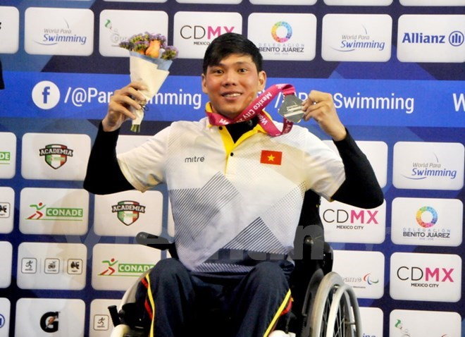 Vietnam bags more silver medals in World Para Championships, Sports news, football, Vietnam sports, vietnamnet bridge, english news, Vietnam news, news Vietnam, vietnamnet news, Vietnam net news, Vietnam latest news, vn news, Vietnam breaking news