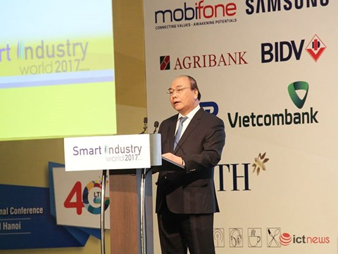Smart Industry World 2017 to shape Vietnamese smart industry, IT news, sci-tech news, vietnamnet bridge, english news, Vietnam news, news Vietnam, vietnamnet news, Vietnam net news, Vietnam latest news, Vietnam breaking news, vn news