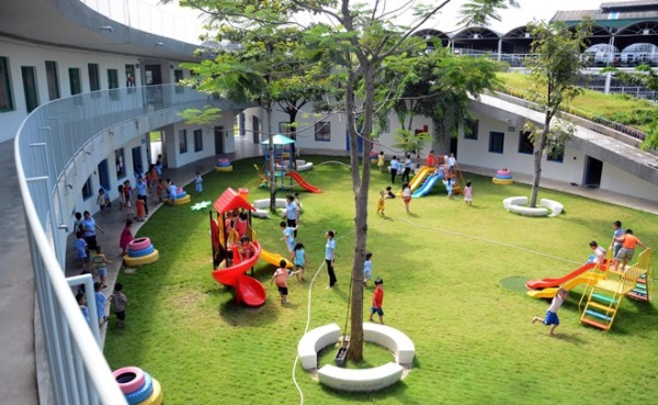 Private pre-schools in HCMC undergo complete overhaul, Vietnam education, Vietnam higher education, Vietnam vocational training, Vietnam students, Vietnam children, Vietnam education reform, vietnamnet bridge, english news, Vietnam news, news Vietnam, vie