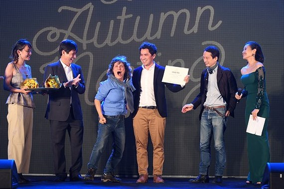 Brazilian young director wins Grand Prix at 2017 Autumn Cinema Meeting, entertainment events, entertainment news, entertainment activities, what's on, Vietnam culture, Vietnam tradition, vn news, Vietnam beauty, news Vietnam, Vietnam news, Vietnam net new