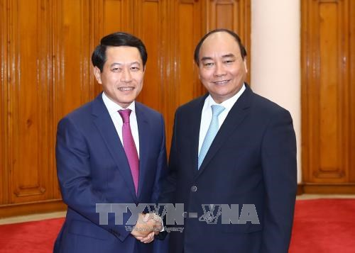 PM: Vietnam gives top priority to relationship with Laos, Government news, Vietnam breaking news, politic news, vietnamnet bridge, english news, Vietnam news, news Vietnam, vietnamnet news, Vietnam net news, Vietnam latest news, vn news
