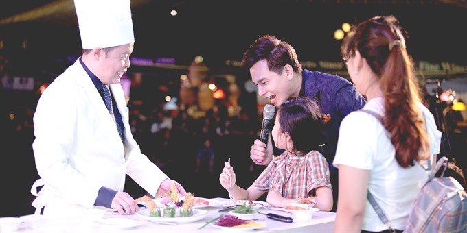Ministry holds gastronomy festival, Squared Furniture's winter exhibition, Food Fest this weekend, Xmas fair to open in City, Origami event this month, entertainment events, entertainment news, entertainment activities, what's on, Vietnam culture, Vietna
