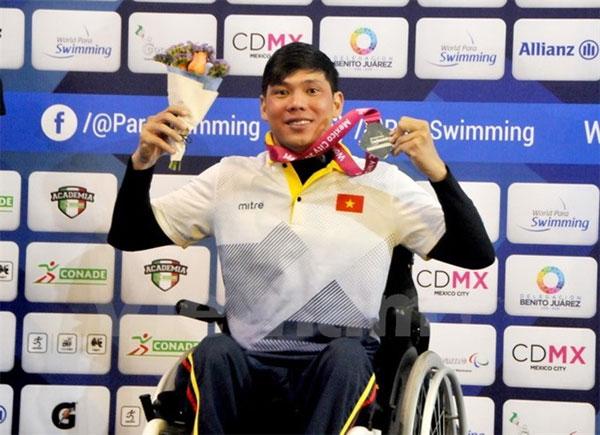 World Para Swimming Championships, swimmer Vo Thanh Tung, Vietnam economy, Vietnamnet bridge, English news about Vietnam, Vietnam news, news about Vietnam, English news, Vietnamnet news, latest news on Vietnam, Vietnam