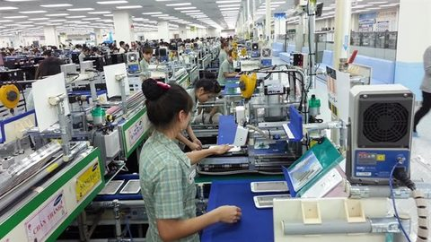 Samsung Electronics Vietnam tops largest firms list, vietnam economy, business news, vn news, vietnamnet bridge, english news, Vietnam news, news Vietnam, vietnamnet news, vn news, Vietnam net news, Vietnam latest news, Vietnam breaking news