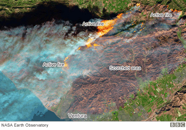 California wildfires, residents, evacuated, fight a new blaze