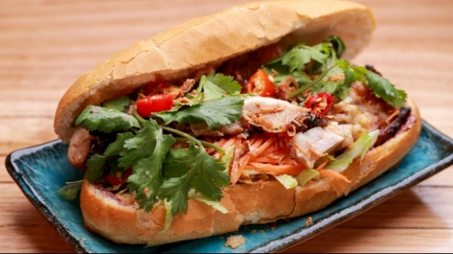 Banh mi Hoi An among world's Top 10 sandwiches, travel news, Vietnam guide, Vietnam airlines, Vietnam tour, tour Vietnam, Hanoi, ho chi minh city, Saigon, travelling to Vietnam, Vietnam travelling, Vietnam travel, vn news