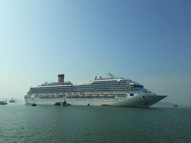 Coastal Quang Ninh-Chinese Fujian sea cruise route launched, travel news, Vietnam guide, Vietnam airlines, Vietnam tour, tour Vietnam, Hanoi, ho chi minh city, Saigon, travelling to Vietnam, Vietnam travelling, Vietnam travel, vn news