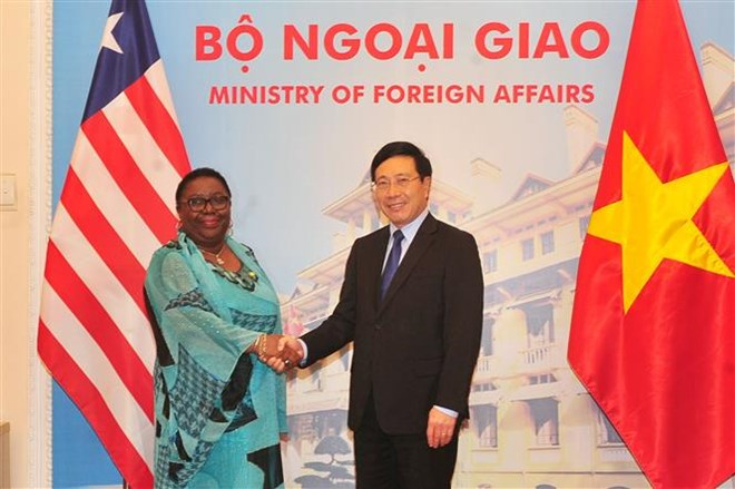 Vietnam, Liberia strive to triple trade revenue, Government news, Vietnam breaking news, politic news, vietnamnet bridge, english news, Vietnam news, news Vietnam, vietnamnet news, Vietnam net news, Vietnam latest news, vn news
