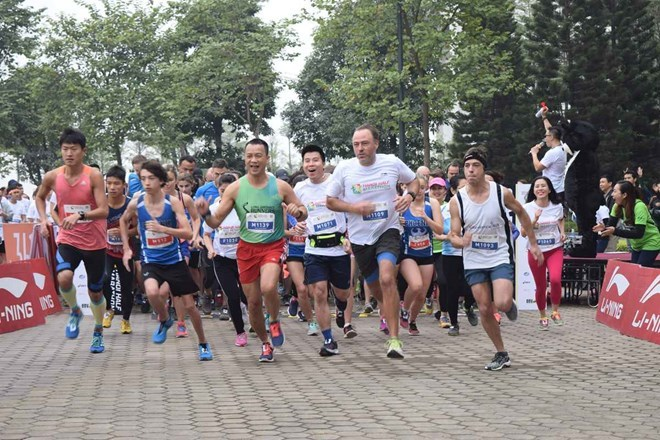 Half marathon calls for end to bear farming, environmental news, sci-tech news, vietnamnet bridge, english news, Vietnam news, news Vietnam, vietnamnet news, Vietnam net news, Vietnam latest news, Vietnam breaking news, vn news