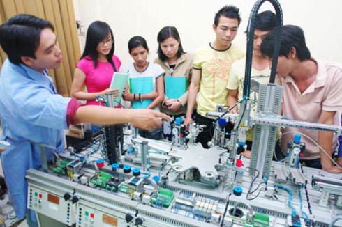 Young Vietnamese opt for vocational training, social news, vietnamnet bridge, english news, Vietnam news, news Vietnam, vietnamnet news, Vietnam net news, Vietnam latest news, vn news, Vietnam breaking news