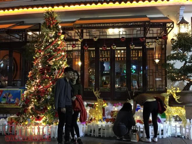 Hanoi & HCMC streets sparkling ahead of Christmas, social news, vietnamnet bridge, english news, Vietnam news, news Vietnam, vietnamnet news, Vietnam net news, Vietnam latest news, vn news, Vietnam breaking news