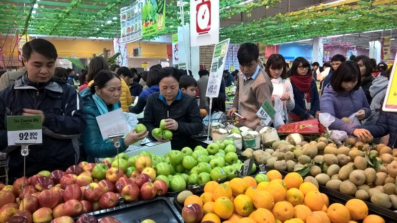 Vietnam listed among top six most-attractive retail markets, vietnam economy, business news, vn news, vietnamnet bridge, english news, Vietnam news, news Vietnam, vietnamnet news, vn news, Vietnam net news, Vietnam latest news, Vietnam breaking news