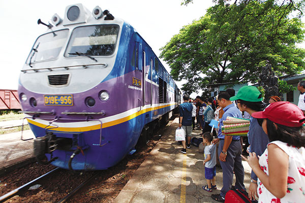 Rail giant makes move to logistics, vietnam economy, business news, vn news, vietnamnet bridge, english news, Vietnam news, news Vietnam, vietnamnet news, vn news, Vietnam net news, Vietnam latest news, Vietnam breaking news