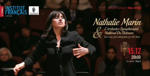 French conductor to perform at Hanoi Opera House, entertainment events, entertainment news, entertainment activities, what's on, Vietnam culture, Vietnam tradition, vn news, Vietnam beauty, news Vietnam, Vietnam news, Vietnam net news, vietnamnet news, vi
