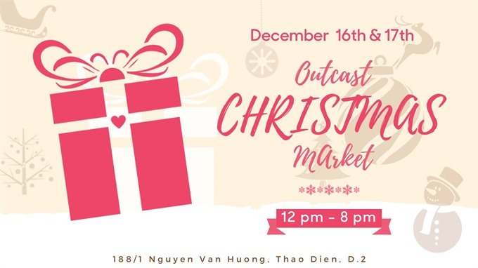 Free Christmas concert by classical music group, More cultural activities for mountainous areas, German techno DJ to perform in District 2, Christmas market at Saigon Outcast, Celebrate German Christmas market, entertainment events, entertainment news, e