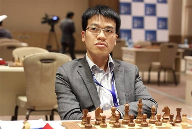 Le Quang Liem places 7th in blitz chess China event, Sports news, football, Vietnam sports, vietnamnet bridge, english news, Vietnam news, news Vietnam, vietnamnet news, Vietnam net news, Vietnam latest news, vn news, Vietnam breaking news