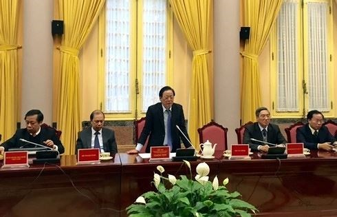 Presidential Office announces six new laws, Government news, Vietnam breaking news, politic news, vietnamnet bridge, english news, Vietnam news, news Vietnam, vietnamnet news, Vietnam net news, Vietnam latest news, vn news