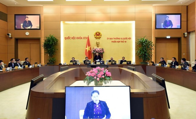 NA Standing Committee's 19th meeting concludes, Government news, Vietnam breaking news, politic news, vietnamnet bridge, english news, Vietnam news, news Vietnam, vietnamnet news, Vietnam net news, Vietnam latest news, vn news