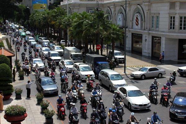 Experts find downtown vehicle restriction scheme unconvincing, social news, vietnamnet bridge, english news, Vietnam news, news Vietnam, vietnamnet news, Vietnam net news, Vietnam latest news, vn news, Vietnam breaking news