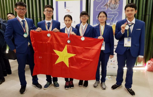 Vietnam secures 6 medals at International Science Olympiads, social news, vietnamnet bridge, english news, Vietnam news, news Vietnam, vietnamnet news, Vietnam net news, Vietnam latest news, vn news, Vietnam breaking news