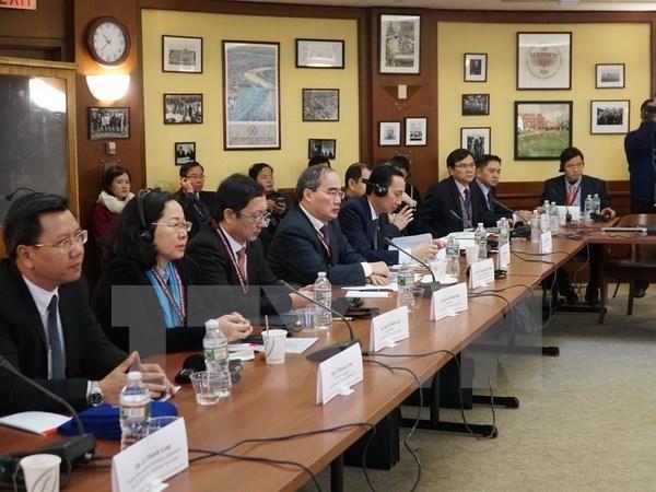 Vietnam, US universities enhance cooperation, social news, vietnamnet bridge, english news, Vietnam news, news Vietnam, vietnamnet news, Vietnam net news, Vietnam latest news, vn news, Vietnam breaking news