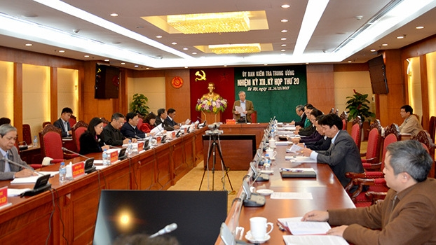 Central Inspection Commission finds multiple violations at provincial Party organisations, Government news, Vietnam breaking news, politic news, vietnamnet bridge, english news, Vietnam news, news Vietnam, vietnamnet news, Vietnam net news, Vietnam latest