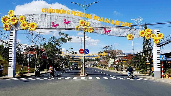 Lam Dong ready for 7th Da Lat Flower Festival, entertainment events, entertainment news, entertainment activities, what's on, Vietnam culture, Vietnam tradition, vn news, Vietnam beauty, news Vietnam, Vietnam news, Vietnam net news, vietnamnet news, vietn