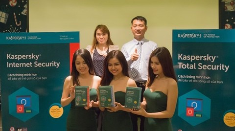 Kaspersky releases latest antivirus products in Vietnam, IT news, sci-tech news, vietnamnet bridge, english news, Vietnam news, news Vietnam, vietnamnet news, Vietnam net news, Vietnam latest news, Vietnam breaking news, vn news