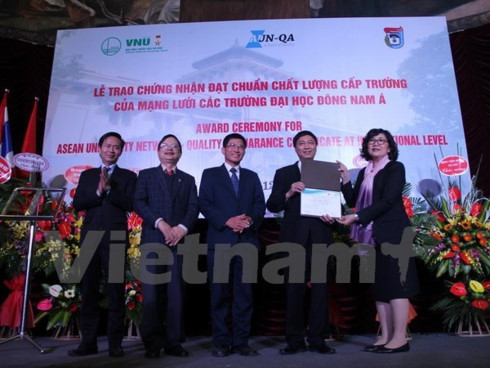 Local university gains AUN-QA accreditation, Vietnam education, Vietnam higher education, Vietnam vocational training, Vietnam students, Vietnam children, Vietnam education reform, vietnamnet bridge, english news, Vietnam news, news Vietnam, vietnamnet ne