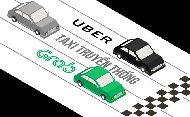 Uber accused of violating Vietnamese regulations, vietnam economy, business news, vn news, vietnamnet bridge, english news, Vietnam news, news Vietnam, vietnamnet news, vn news, Vietnam net news, Vietnam latest news, Vietnam breaking news