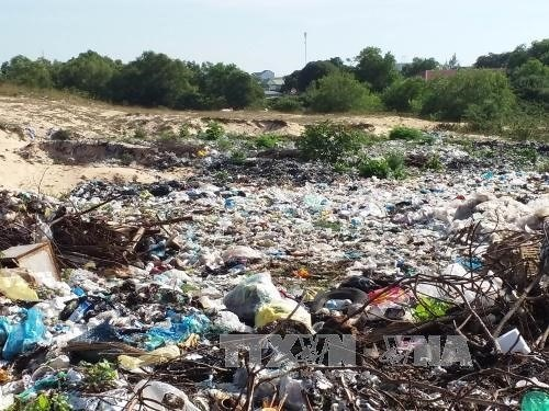 Untreated waste pollutes environment in Vinh Phuc, environmental news, sci-tech news, vietnamnet bridge, english news, Vietnam news, news Vietnam, vietnamnet news, Vietnam net news, Vietnam latest news, Vietnam breaking news, vn news