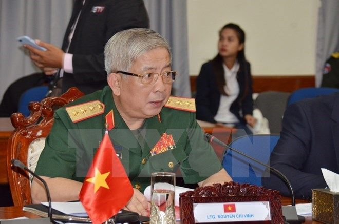 Vietnam, Cambodia convene third Defence Policy Dialogue, Government news, Vietnam breaking news, politic news, vietnamnet bridge, english news, Vietnam news, news Vietnam, vietnamnet news, Vietnam net news, Vietnam latest news, vn news