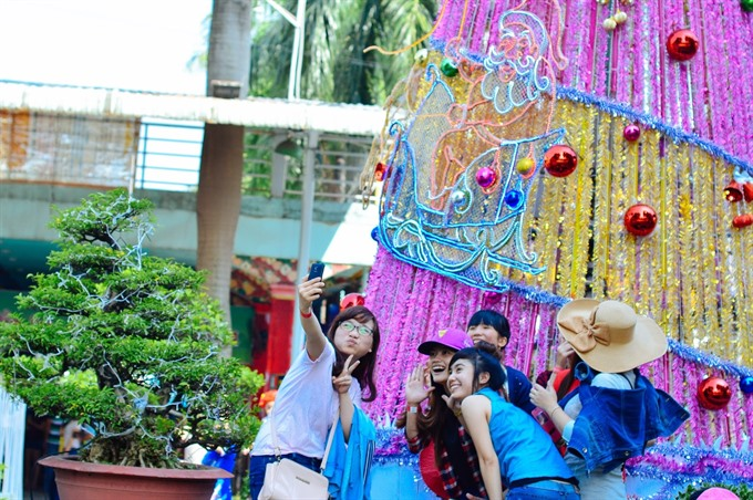 Outdoor music shows to usher in festive season in HCM City, entertainment events, entertainment news, entertainment activities, what's on, Vietnam culture, Vietnam tradition, vn news, Vietnam beauty, news Vietnam, Vietnam news, Vietnam net news, vietnamne