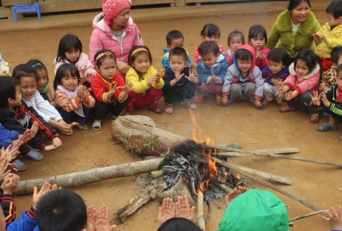 Schools in mountainous areas closed as cold spell continues, Vietnam education, Vietnam higher education, Vietnam vocational training, Vietnam students, Vietnam children, Vietnam education reform, vietnamnet bridge, english news, Vietnam news, news Vietna
