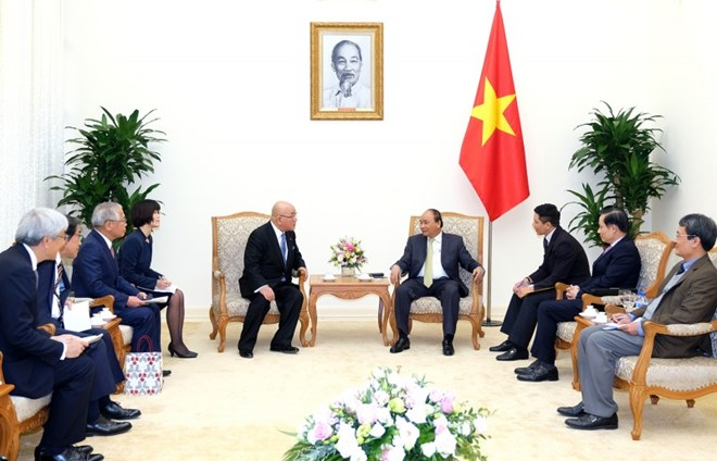PM Nguyen Xuan Phuc welcomes Special Advisor to Japanese Cabinet, Government news, Vietnam breaking news, politic news, vietnamnet bridge, english news, Vietnam news, news Vietnam, vietnamnet news, Vietnam net news, Vietnam latest news, vn news