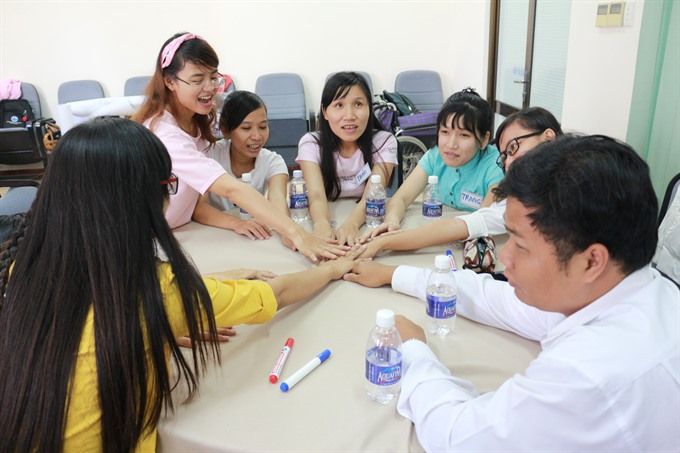 Support centres set up at universities for students with disabilities, Vietnam education, Vietnam higher education, Vietnam vocational training, Vietnam students, Vietnam children, Vietnam education reform, vietnamnet bridge, english news, Vietnam news, n