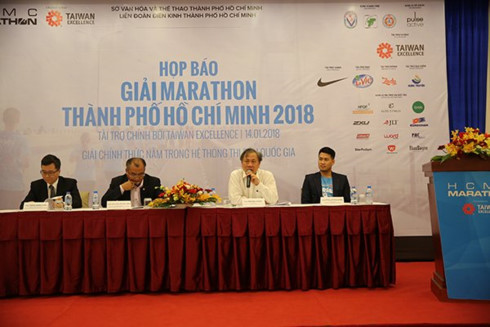 HCM City Marathon 2018 set to be held next month, Sports news, football, Vietnam sports, vietnamnet bridge, english news, Vietnam news, news Vietnam, vietnamnet news, Vietnam net news, Vietnam latest news, vn news, Vietnam breaking news