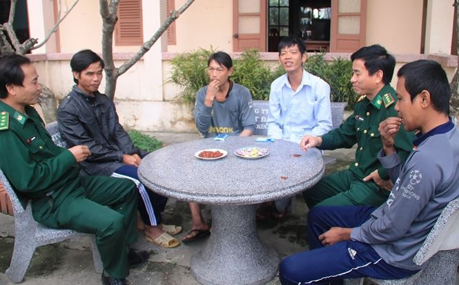 Four men rescued from human trafficking nightmare, social news, vietnamnet bridge, english news, Vietnam news, news Vietnam, vietnamnet news, Vietnam net news, Vietnam latest news, vn news, Vietnam breaking news