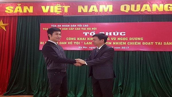 Ha Noi Court, apologises, wrongly-sentenced man, Vietnam economy, Vietnamnet bridge, English news about Vietnam, Vietnam news, news about Vietnam, English news, Vietnamnet news, latest news on Vietnam, Vietnam