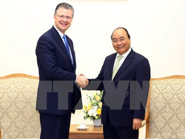 PM urges new US ambassador to foster bilateral relations, Government news, Vietnam breaking news, politic news, vietnamnet bridge, english news, Vietnam news, news Vietnam, vietnamnet news, Vietnam net news, Vietnam latest news, vn news