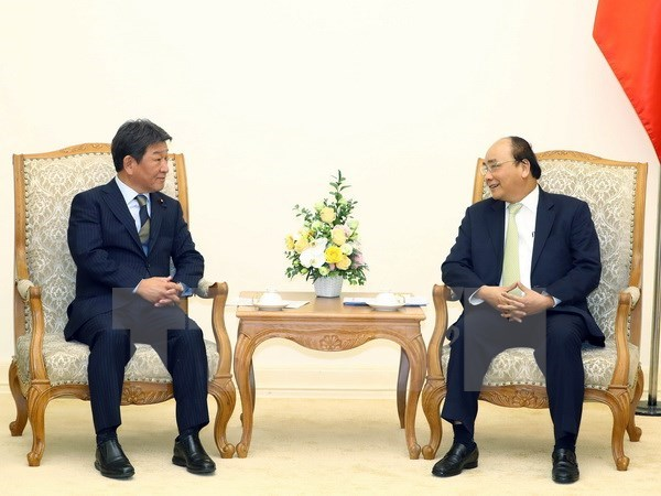 PM: Vietnam, Japan should pioneer in accelerating CPTPP, Government news, Vietnam breaking news, politic news, vietnamnet bridge, english news, Vietnam news, news Vietnam, vietnamnet news, Vietnam net news, Vietnam latest news, vn news