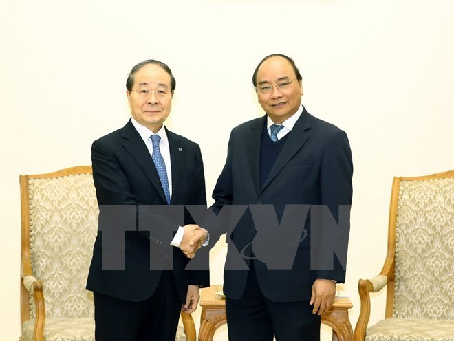 Government leader host Chairman of RoK's Panko Corporation, Government news, Vietnam breaking news, politic news, vietnamnet bridge, english news, Vietnam news, news Vietnam, vietnamnet news, Vietnam net news, Vietnam latest news, vn news