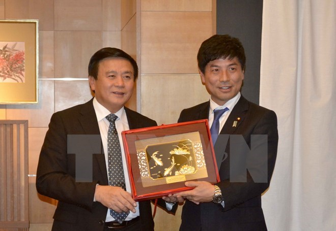 CPV Central Committee Secretary visits Japan, Government news, Vietnam breaking news, politic news, vietnamnet bridge, english news, Vietnam news, news Vietnam, vietnamnet news, Vietnam net news, Vietnam latest news, vn news
