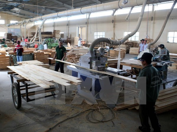 Nearly $8 billion of forestry products exported in 2017, vietnam economy, business news, vn news, vietnamnet bridge, english news, Vietnam news, news Vietnam, vietnamnet news, vn news, Vietnam net news, Vietnam latest news, Vietnam breaking news