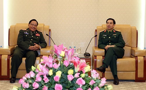 Vietnamese, Lao air forces intensify cooperation, Government news, Vietnam breaking news, politic news, vietnamnet bridge, english news, Vietnam news, news Vietnam, vietnamnet news, Vietnam net news, Vietnam latest news, vn news
