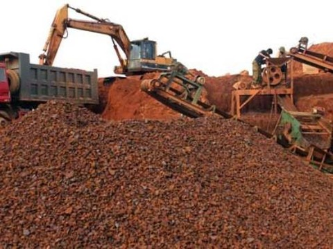 Ministry permits 200,000 tonnes of iron ore exports, vietnam economy, business news, vn news, vietnamnet bridge, english news, Vietnam news, news Vietnam, vietnamnet news, vn news, Vietnam net news, Vietnam latest news, Vietnam breaking news
