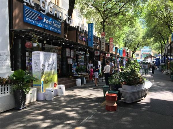 HCM City, Book Street, Vietnam economy, Vietnamnet bridge, English news about Vietnam, Vietnam news, news about Vietnam, English news, Vietnamnet news, latest news on Vietnam, Vietnam