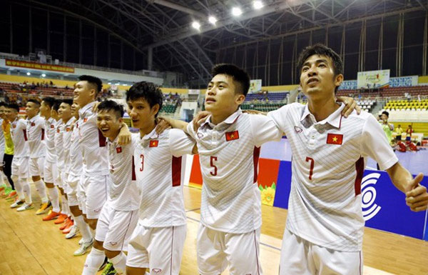 Asian Futsal Championship, futsal players, Vietnam economy, Vietnamnet bridge, English news about Vietnam, Vietnam news, news about Vietnam, English news, Vietnamnet news, latest news on Vietnam, Vietnam