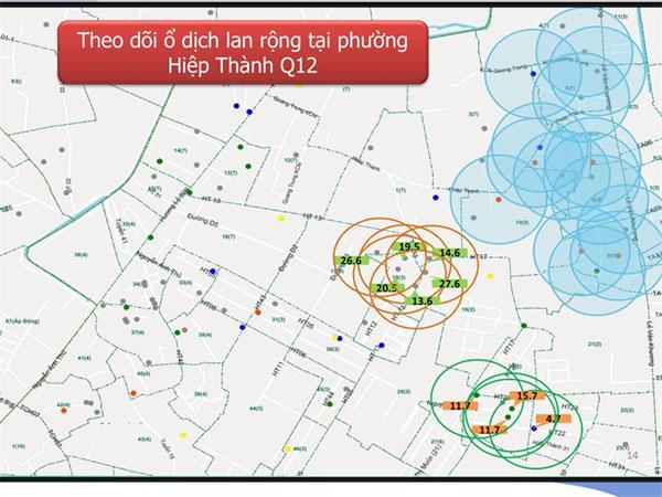 HCM City, use of GIS technology, Zika virus infection, Vietnam economy, Vietnamnet bridge, English news about Vietnam, Vietnam news, news about Vietnam, English news, Vietnamnet news, latest news on Vietnam, Vietnam